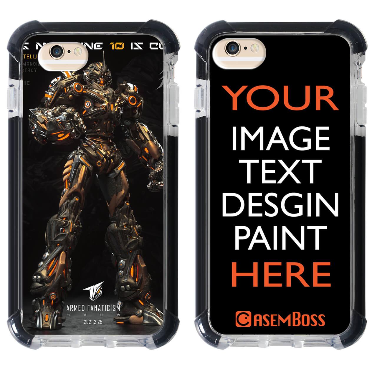 Custom iPhone 8 Super Protective Case