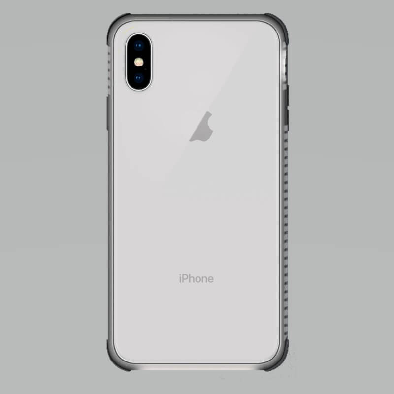 Custom iPhone X Hit color super protection Case