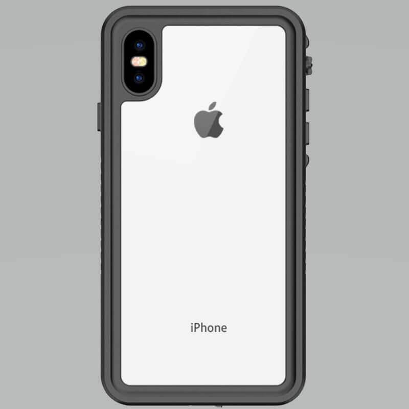 Custom iPhone X Waterproof Case